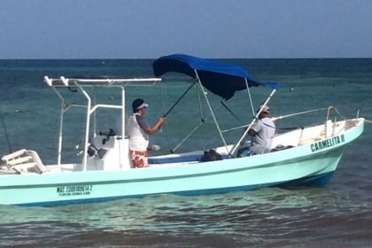 Samantha  Cabo San Lucas vissen