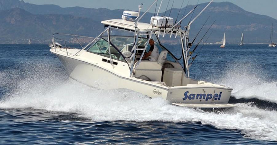 Charters Sampei I