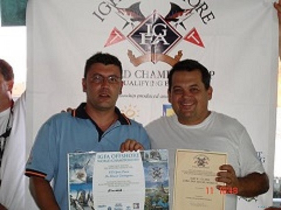 Charters SANTA CRUZ II