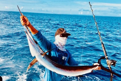 Santa Elena Punta Cana vissen