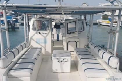 SP Boat 4 Verenigde Arabische Emiraten vissen