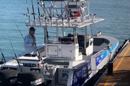 TOP END SPORTFISHING Australië vissen