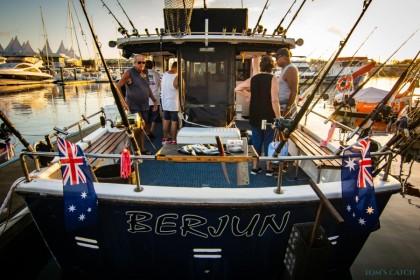 Top Gear Fishing Charters Queensland vissen