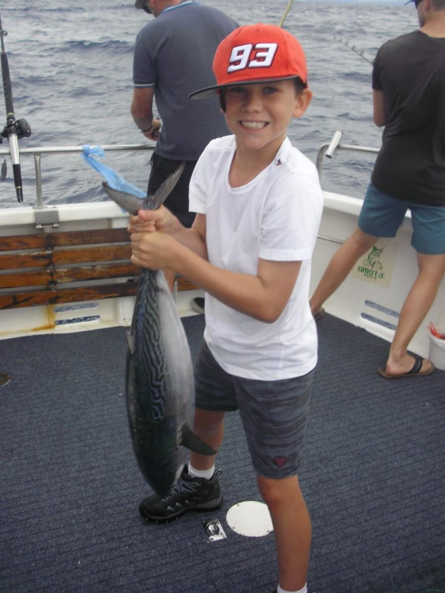 Charters Top Gear Fishing Charters