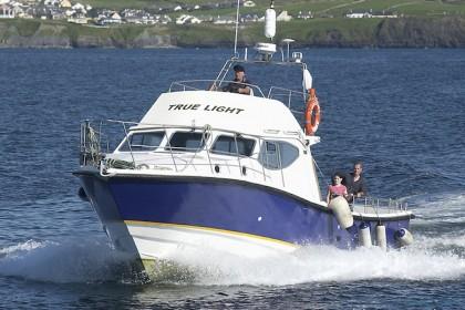 True Light Ierland vissen