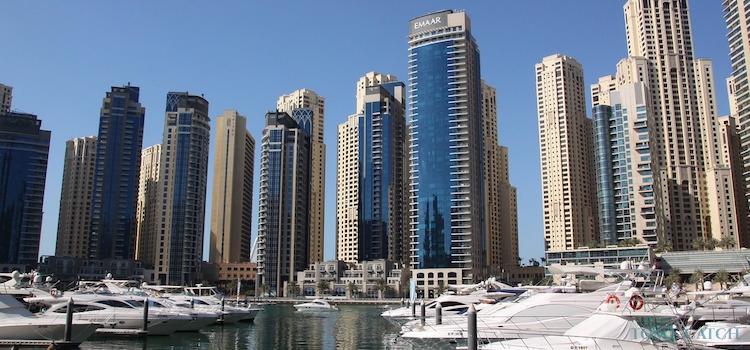 Dubai visgebied