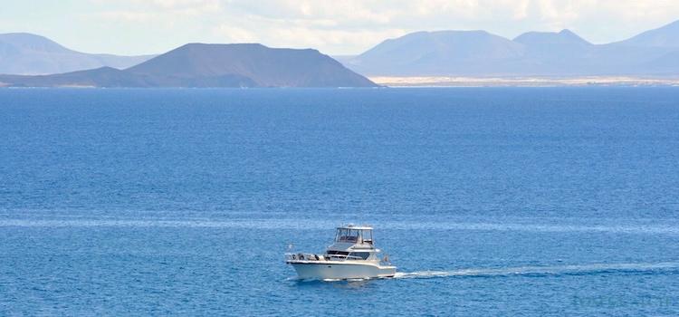 Lanzarote visgebied