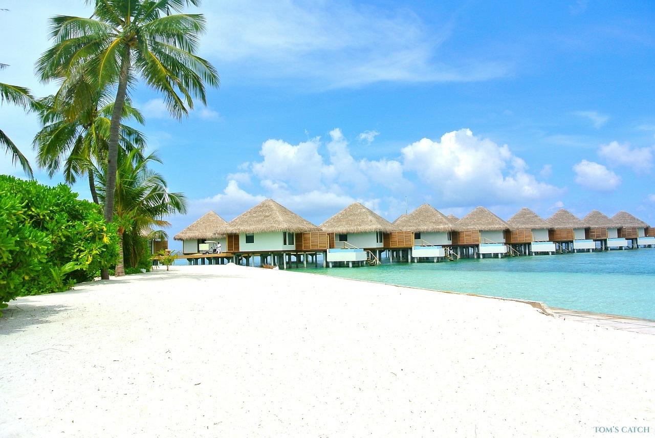 Malediven visgebied