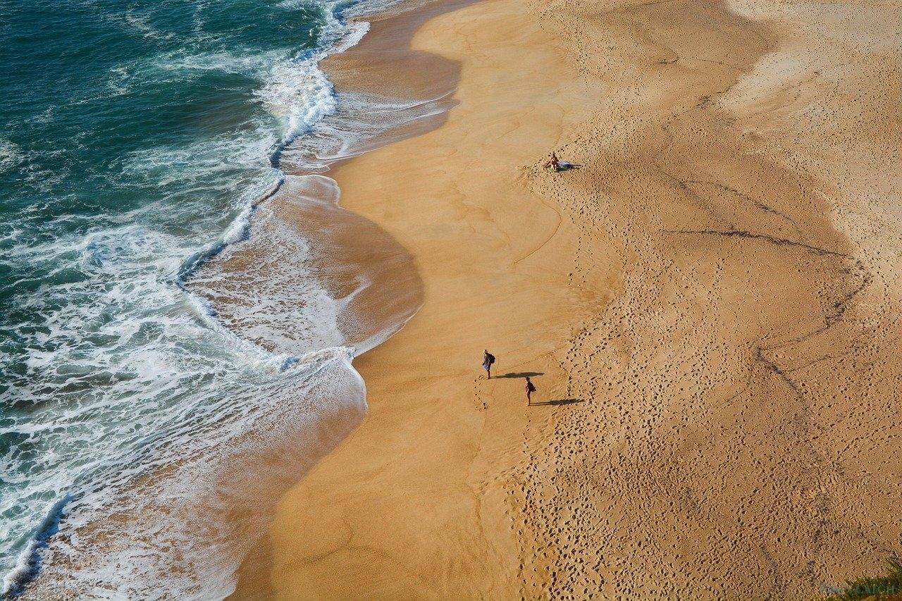 Portugal visgebied