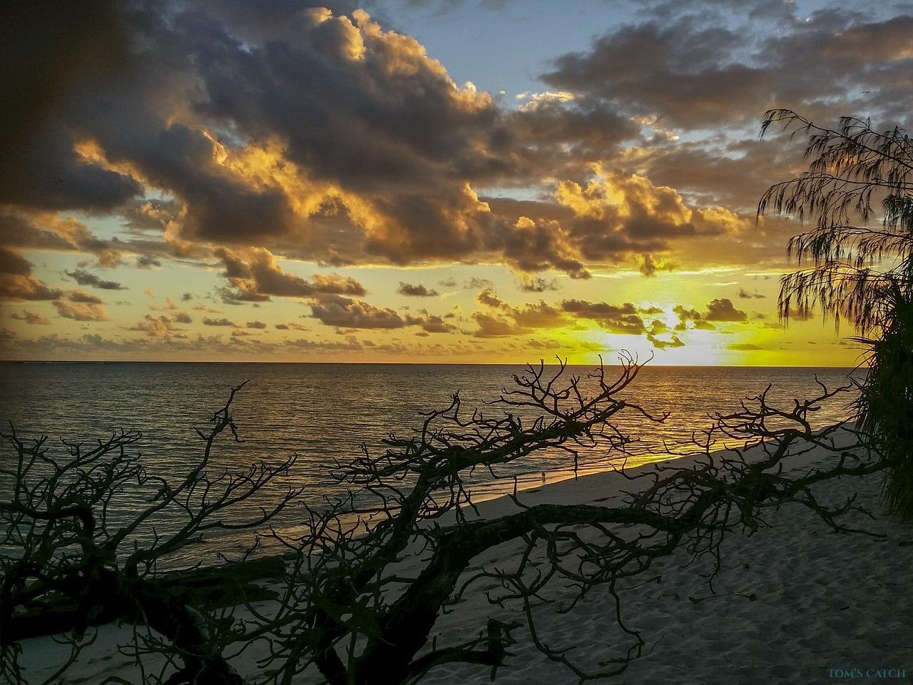 Queensland visgebied