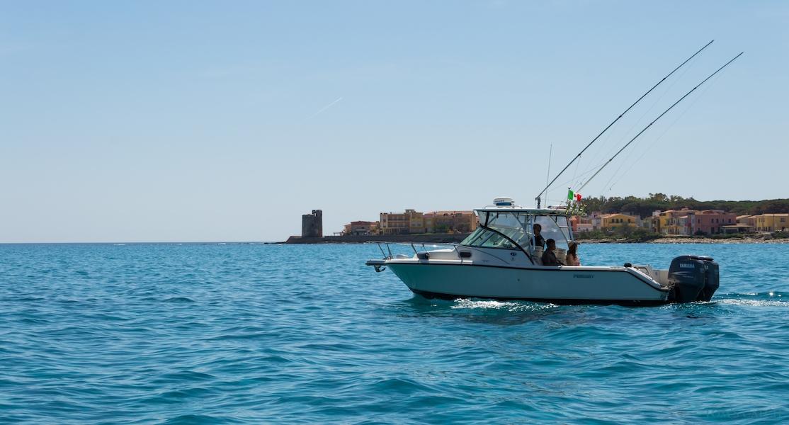 Sardinië visgebied