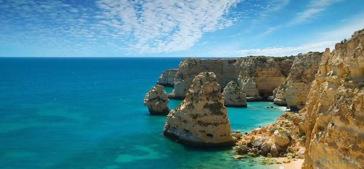 Zona de pesca Algarve