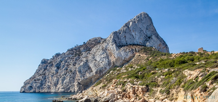 Zona de pesca Alicante