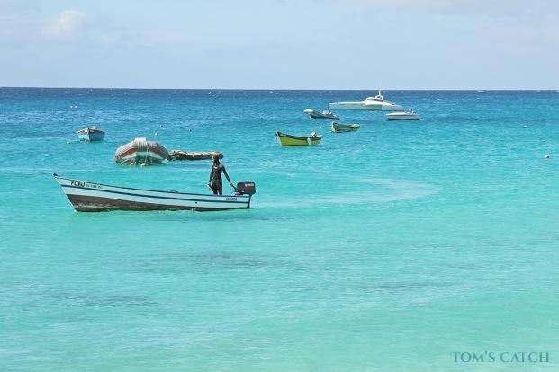 Excursiones de pesca en Cabo Verde