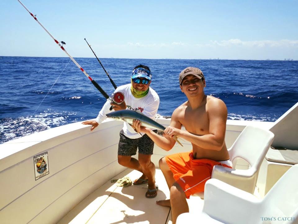 Zona de pesca Cancún