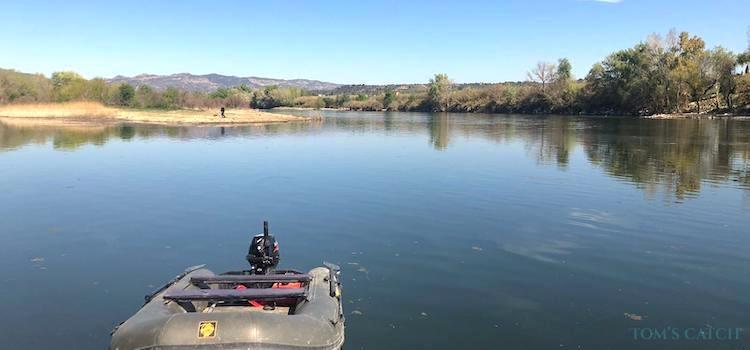Zona de pesca Ebro