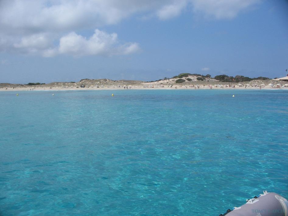 Zona de pesca España