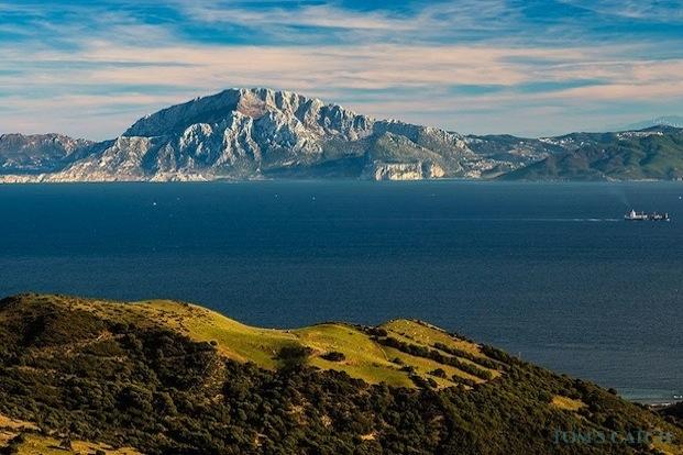 Zona de pesca Estrecho de Gibraltar