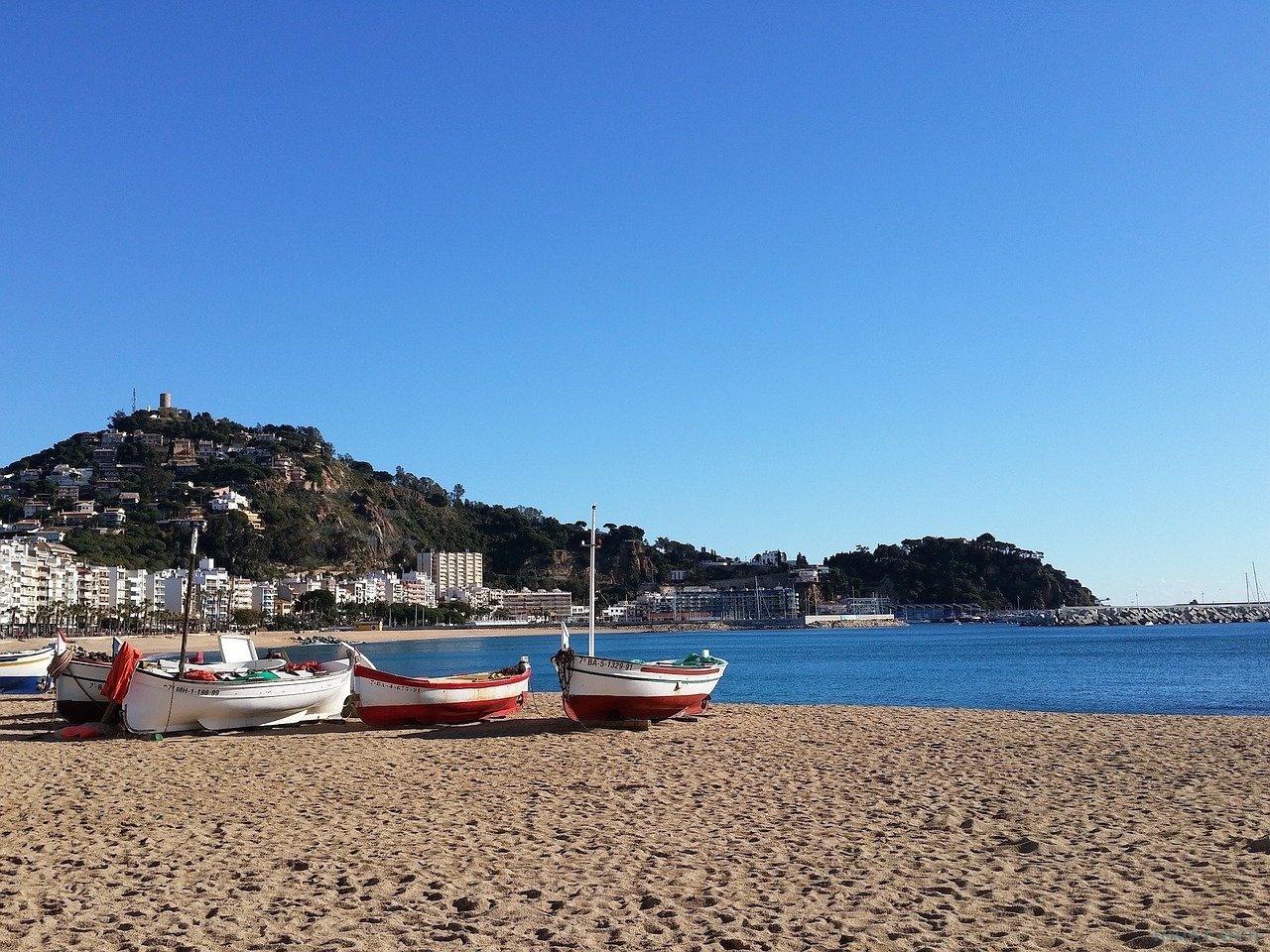 Zona de pesca Girona