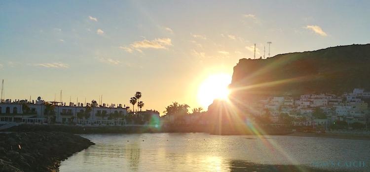 Zona de pesca Gran Canaria