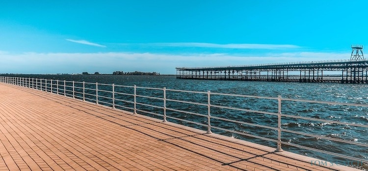 Zona de pesca Huelva