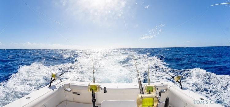 Zona de pesca Isla de Mauricio