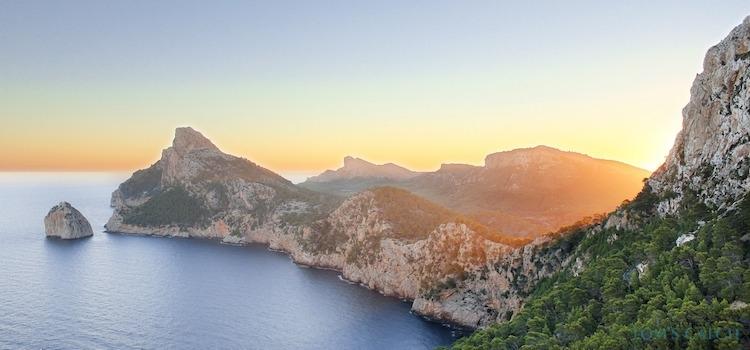 Zona de pesca Islas Baleares
