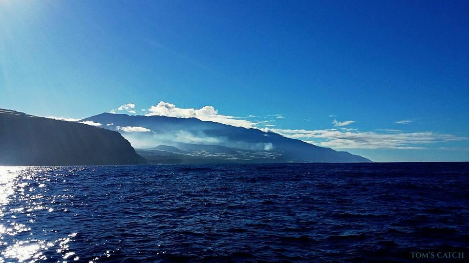 Zona de pesca Islas Canarias