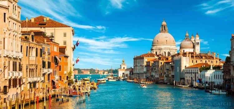Zona de pesca Italia