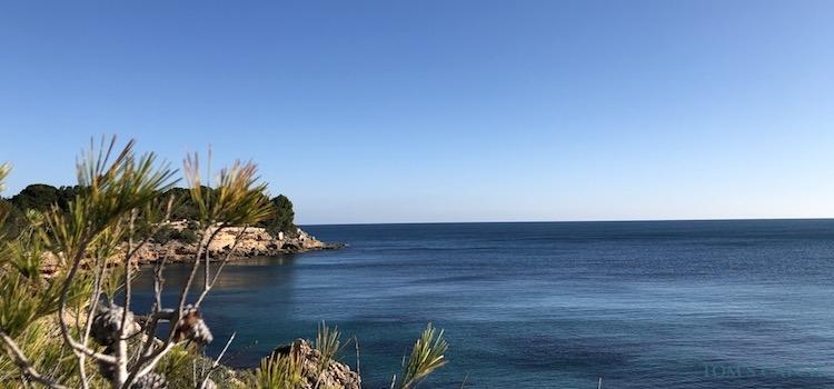 Zona de pesca L'Ametlla de Mar