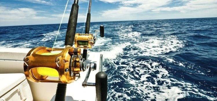 Zona de pesca La Paz