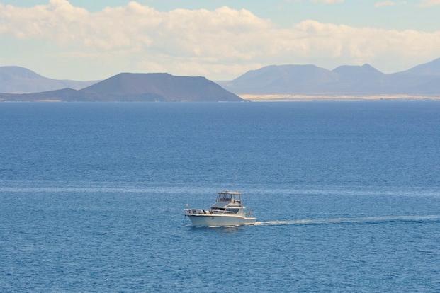 Zona de pesca Lanzarote