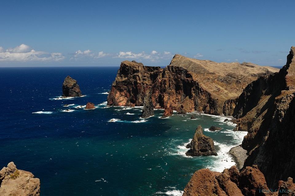 Zona de pesca Madeira