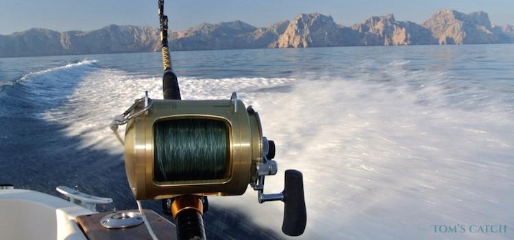 Zona de pesca Mallorca