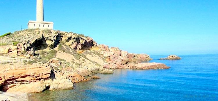 Zona de pesca Murcia