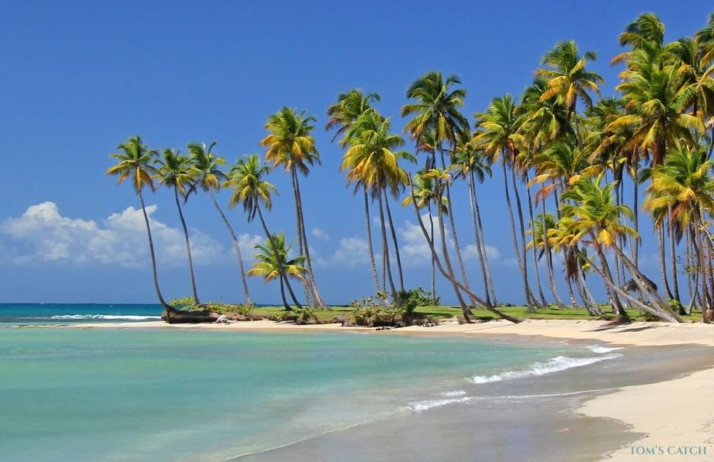 Zona de pesca República Dominicana