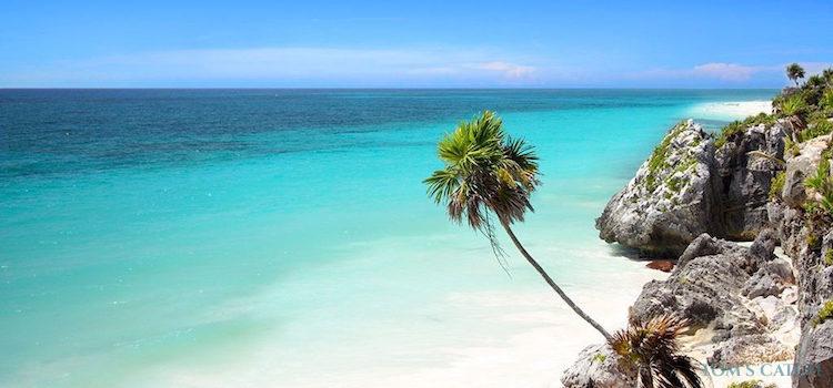 Zona de pesca Riviera Maya