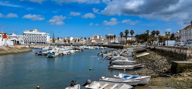Zone de pêche Faro