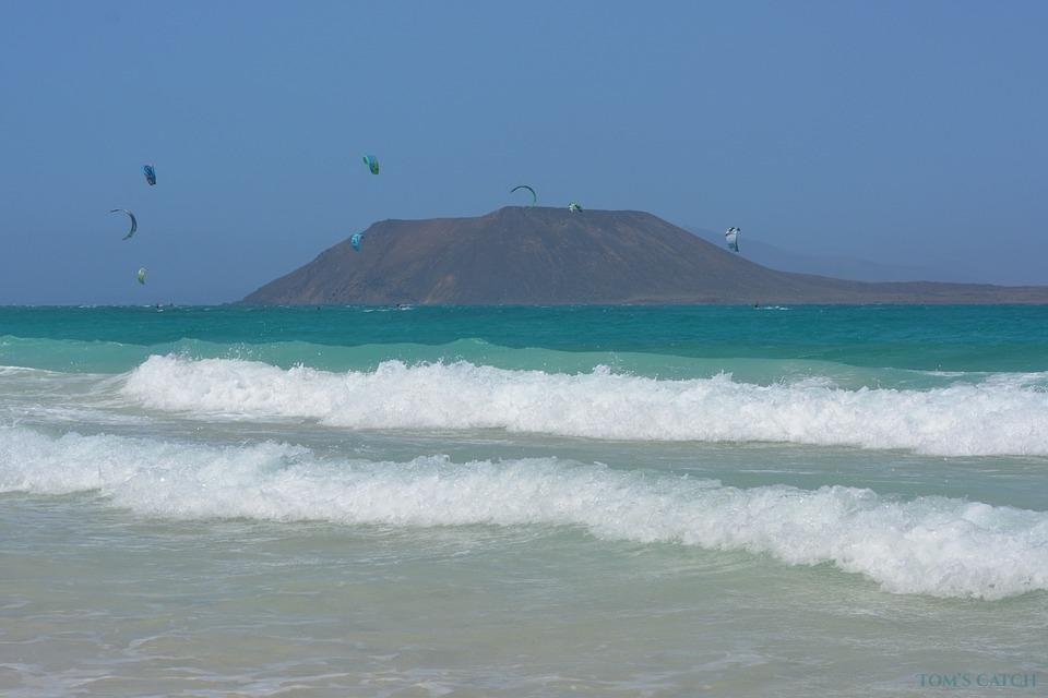 Zone de pêche Fuerteventura