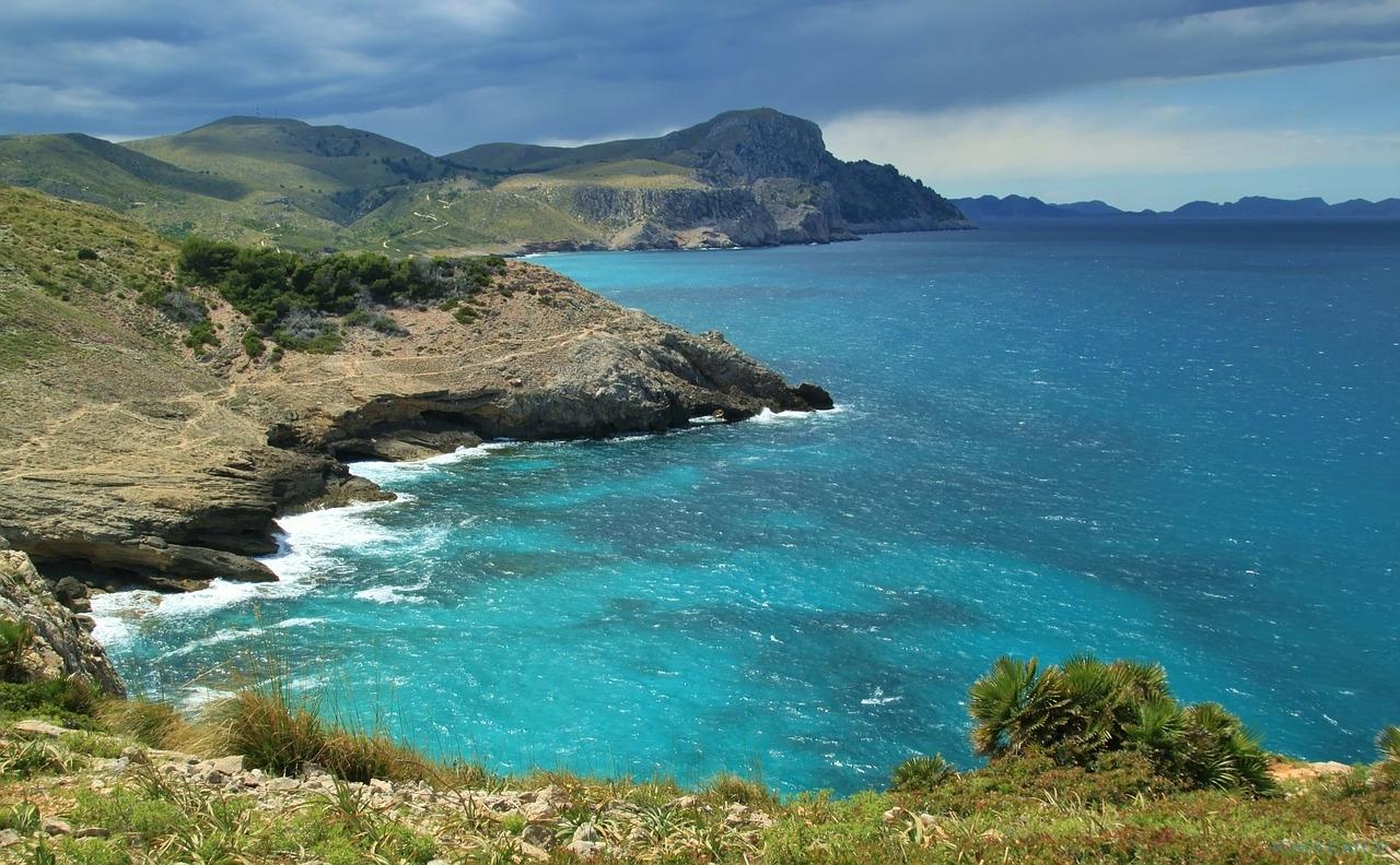 Zone de pêche Majorque