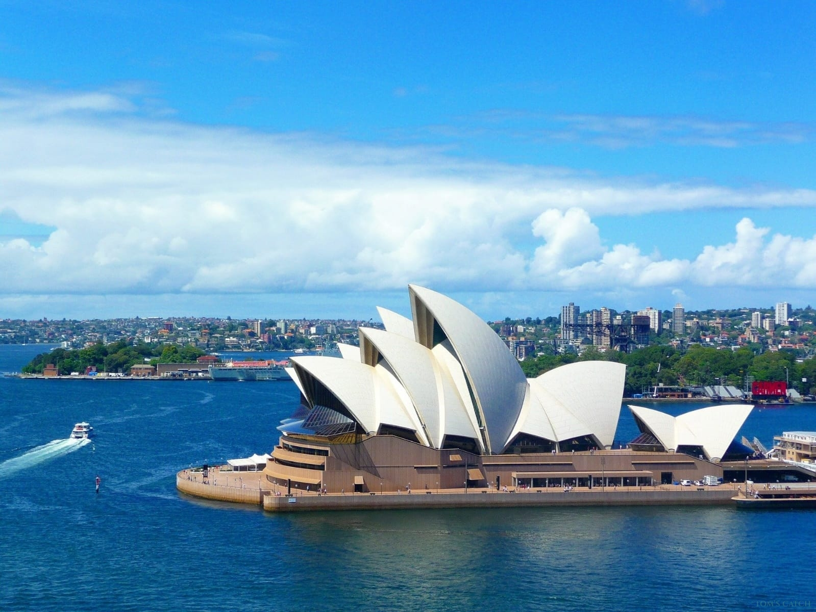 Zone de pêche Sydney