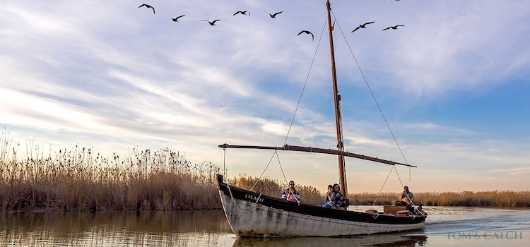Zone de pêche Valence